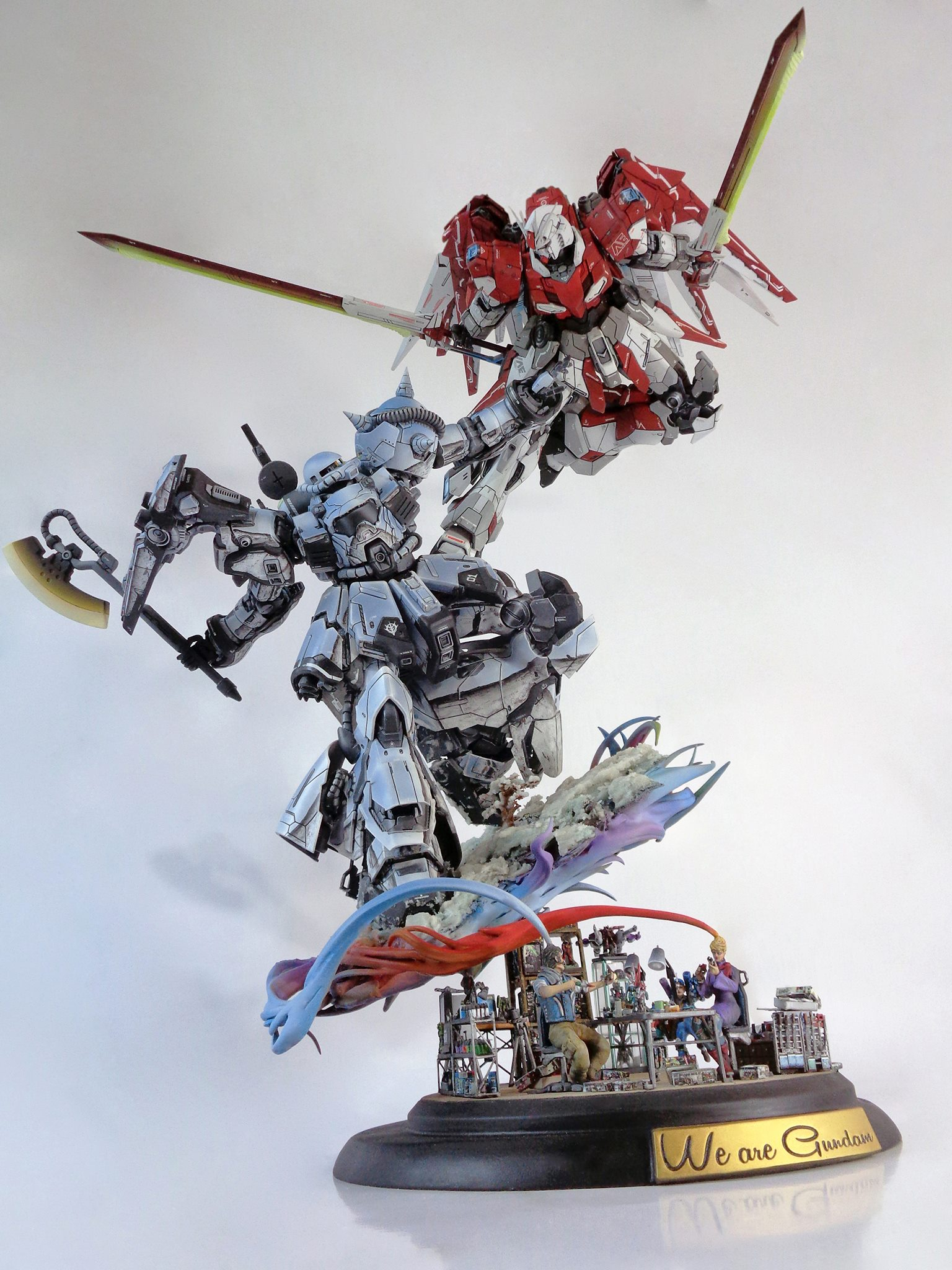 Win's GBWC Diorama